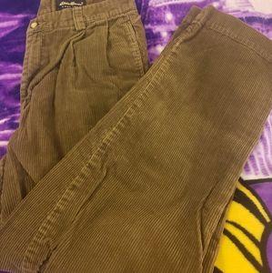Eddie Bauer Corduroy pants